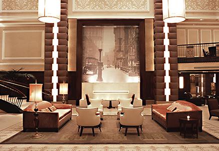 Carlton Lobby